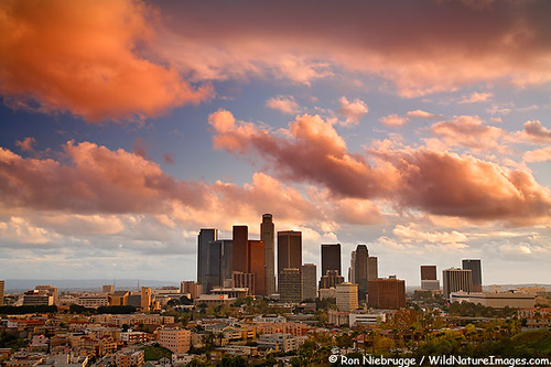 Los Angeles - Photo By Ran Neibrugee